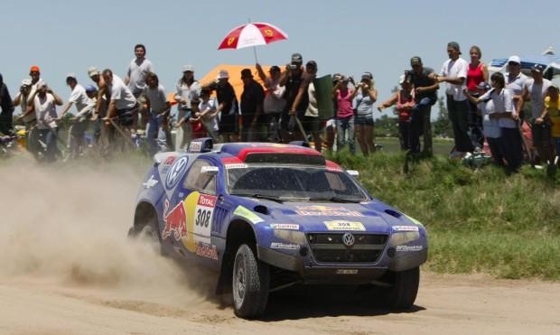 Rallye Dakar: BMW X3-Team gewinnt erste Etappe