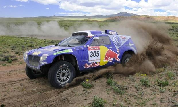 Rallye Dakar: Doppel-Sieg für Volkswagen