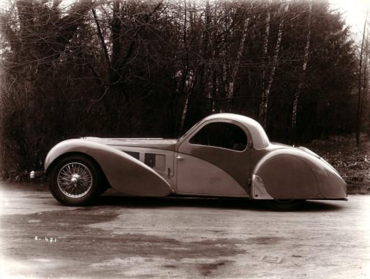 Rarität gefunden: Bugatti 57 S Atalante taucht nach 50 Jahren wieder auf