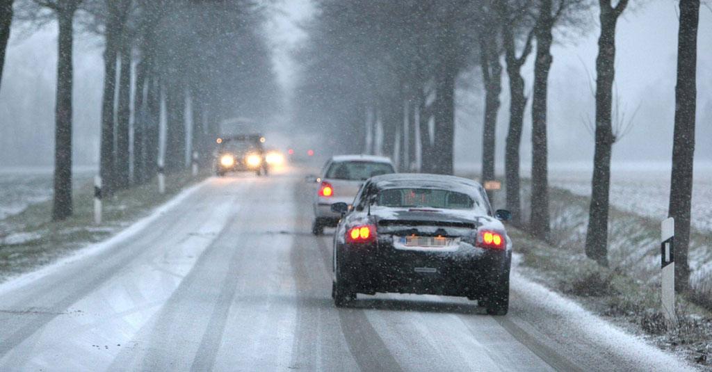 Ratgeber: Fahren auf Eis und Schnee