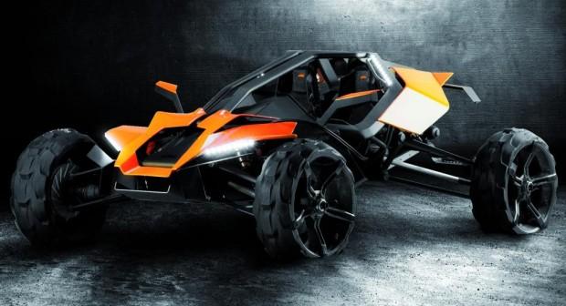 Studenten zeigen KTM-Fahrzeuge der Zukunft