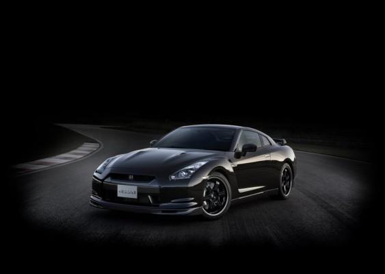 Top-Version des Nissan GT-R für Japan