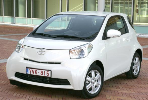 Toyota bietet spezielles Leasing für den iQ