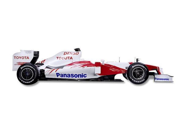 Toyota stellt TF109 vor: Er soll gewinnen