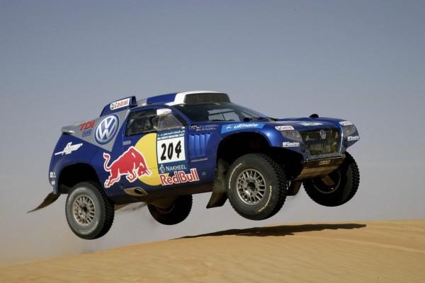 VW-Diesel gewinnt Dakar