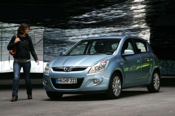 Vorstellung Hyundai i20: Neuling im Kleinwagensegment