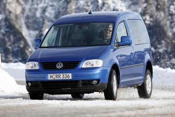 Vorstellung Volkswagen Caddy 4Motion: Mehr Traktion für viele Zwecke