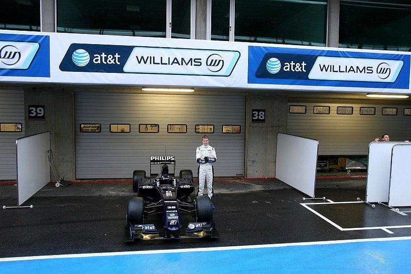 Williams stellt FW31 vor: Hoffnung auf den Weg zurück