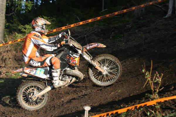 KTM sucht den härtesten Enduro-Fahrer 2009