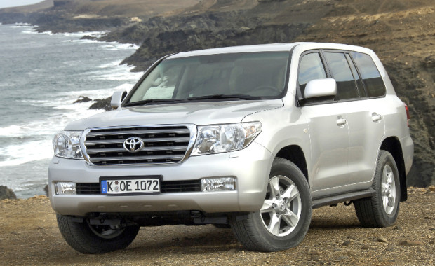 """""""Offroad Award 2009"""" für Toyota Land Cruiser V8"""