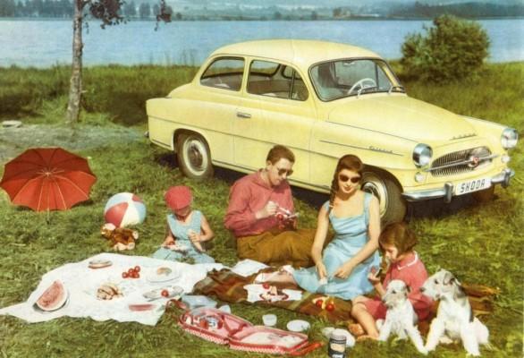 Škoda Octavia feiert 50. Geburtstag