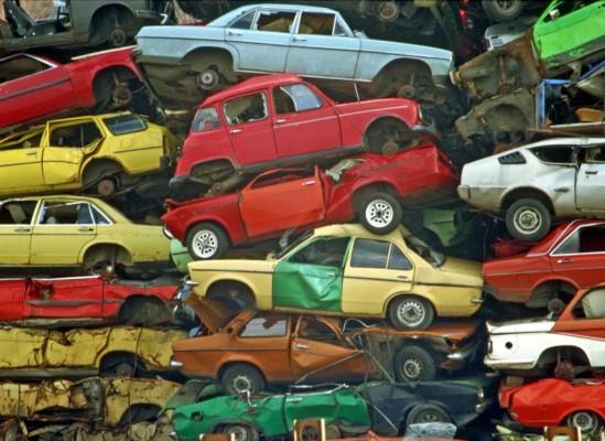 Abwrackprämie: Fahrzeugbrief muss her