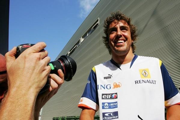 Alonso ist der Beste: Ab zu Ferrari