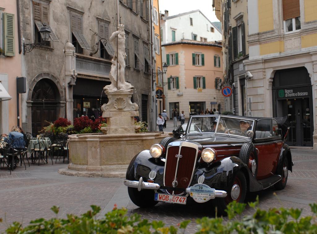Anmeldestart für die ADAC Trentino Classic