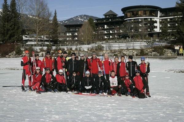 Audi bereitet sich im Wintercamp vor: Fitness und Teambuilding im Allgäu