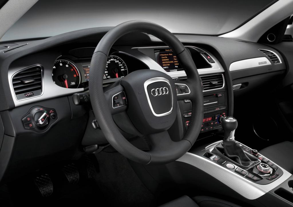 Audi bringt den A4 Allroad Quattro an den Start