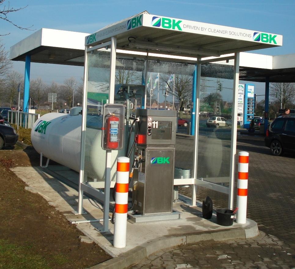 BK-Gas drängt auf den deutschen LPG-Markt