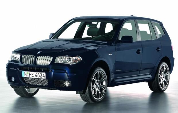 BMW bietet den X3 als Limited Sport Edition an