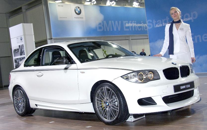 BMW stellt nicht in Leipzig aus