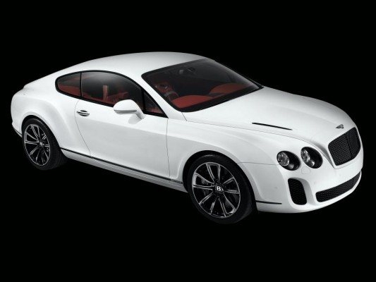 Bentley präsentiert Ethanol-Supersportler
