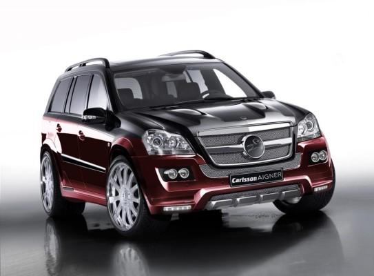 Carlsson präsentiert neuen Luxus-Geländewagen
