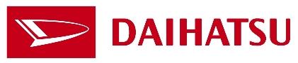Daihatsu behauptet trotz Absatzrückgang seinen Marktanteil
