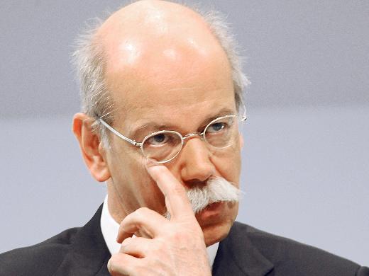 Daimler verabschiedet sich von seinen Wachstumszielen