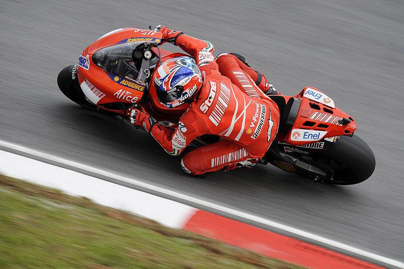 Ducati bei Stoner-Rückkehr vorsichtig: Kein Risiko eingehen