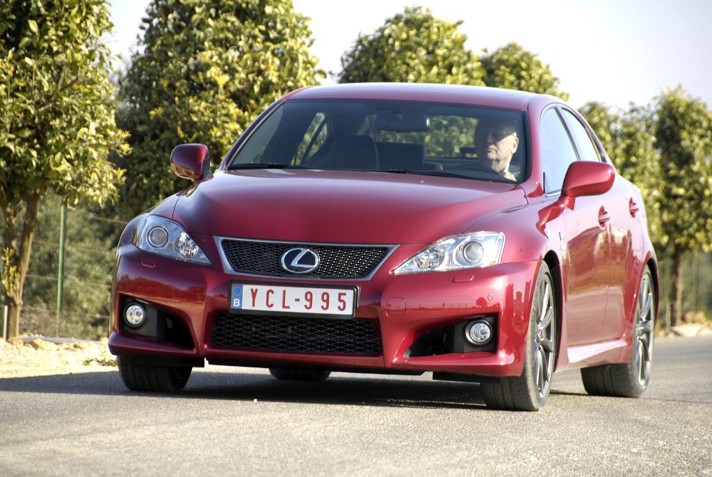 Fahrbericht Lexus IS-F: Verboten gut