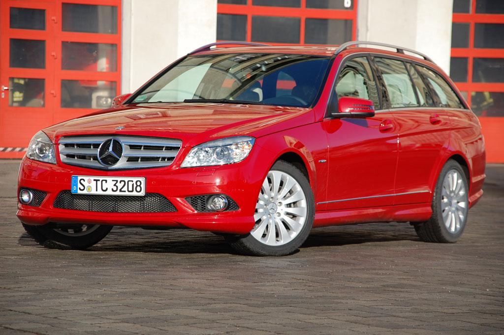 "Fahrbericht Mercedes-Benz C 320 CDI: ""Red Devil"" mit 224 PS"