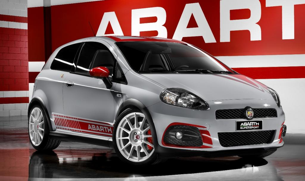 Genf 2009: Abarth stellt den Grande Punto Supersport vor