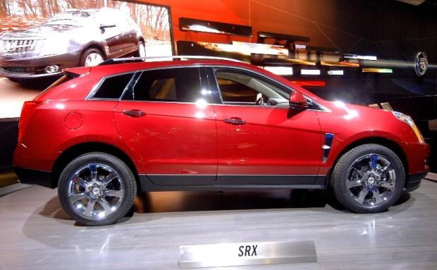 Genf 2009: Cadillac zeigt neue Modelle für Europa