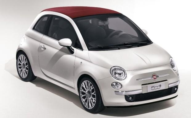 Genf 2009: Fiat zeigt 500C