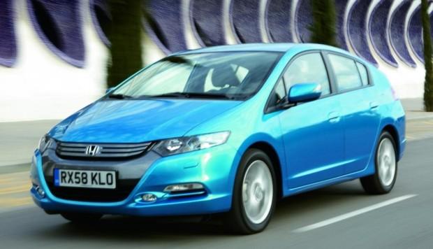 Genf 2009: Honda feiert Europapremiere des Insight