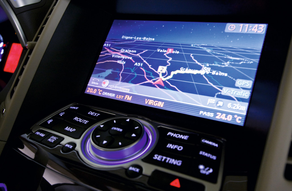 Genf 2009: Infiniti präsentiert G 37 Cabrio