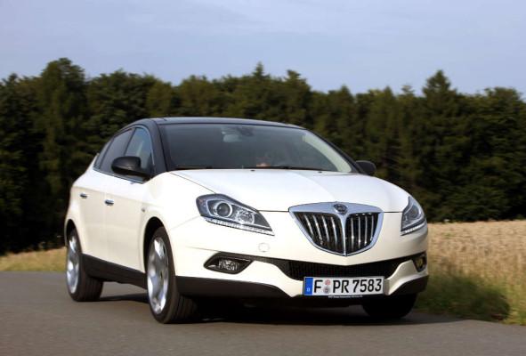 Genf 2009: Lancia mit neuem Topmodell und Flüssiggas