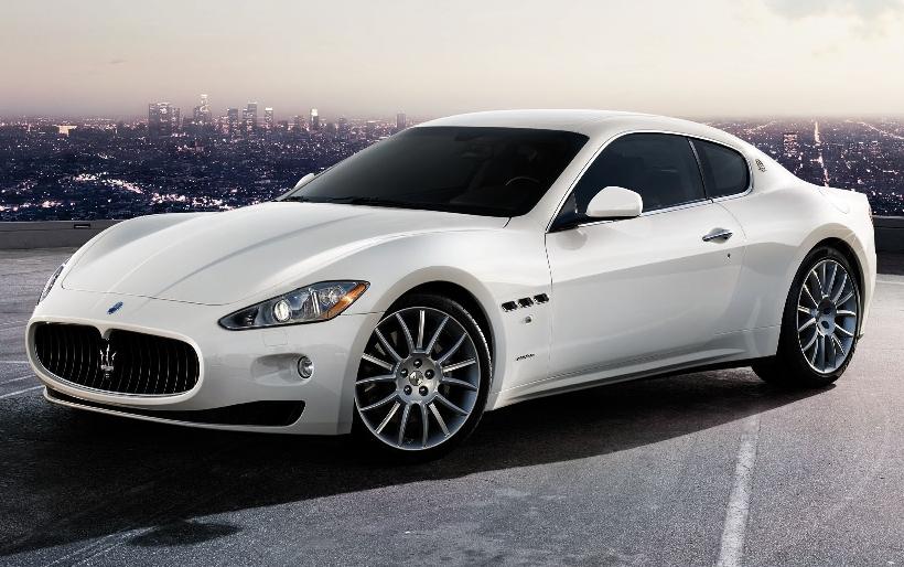 Genf 2009: Maserati präsentiert den Gran Turismo S Automatic