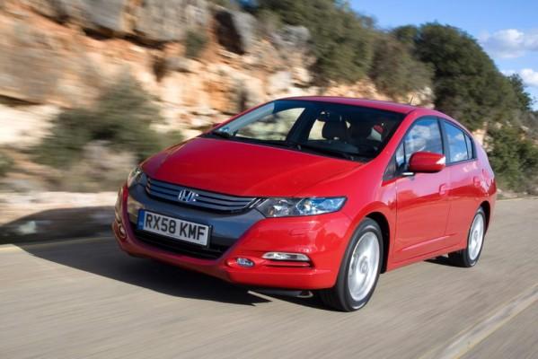 Honda Insight: Hybrid für Einsteiger