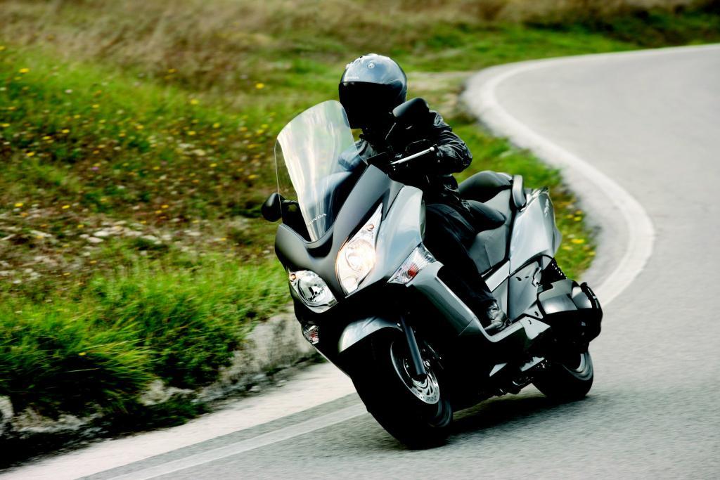 Honda SW-T 400: Neue Größe unter den Maxi-Rollern
