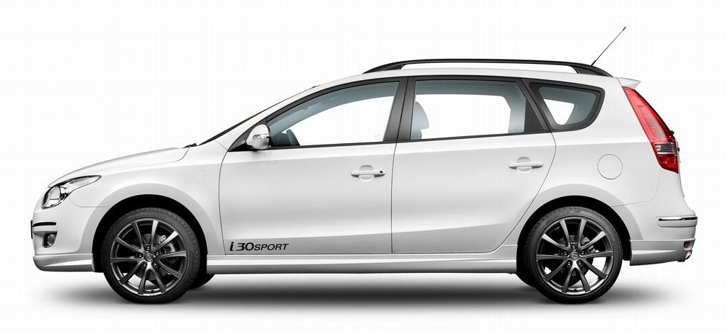 Hyundai bringt Sondermodell i30 Sport