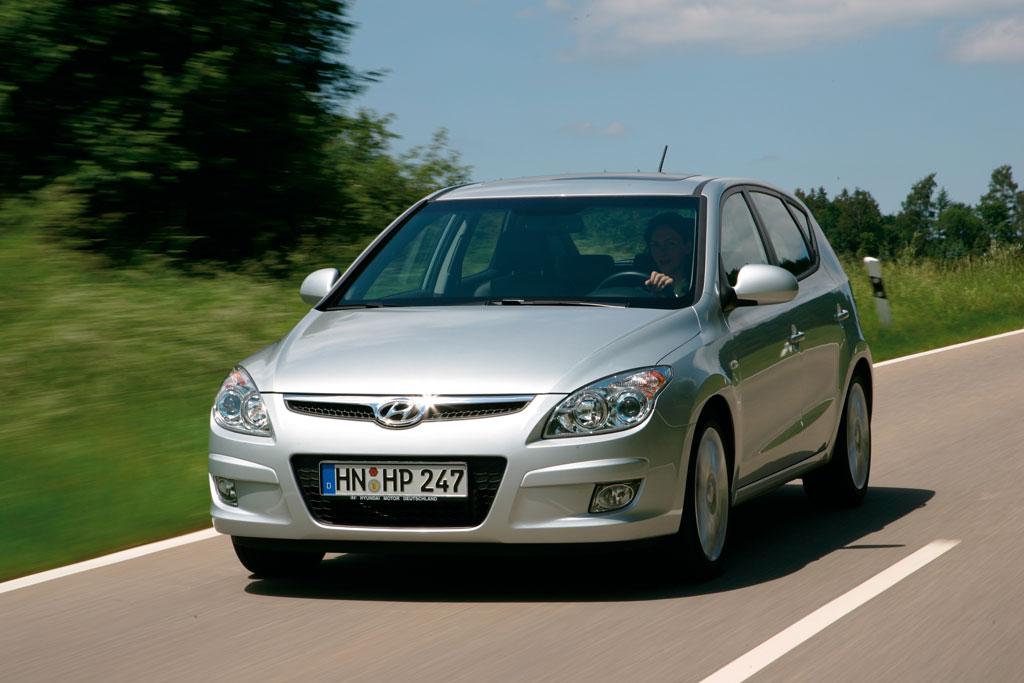 """Hyundai präsentiert Sondermodelreihe """"Edition Plus"""""""
