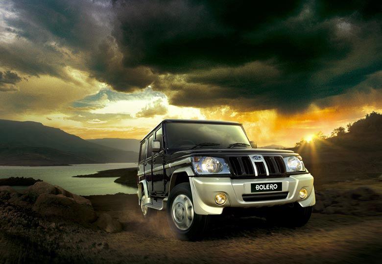 Indischer Geländewagen mit Bosch-Spritspartechnik