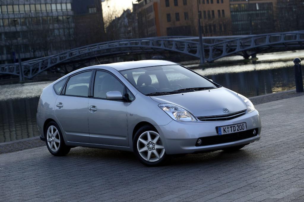 Kaum Probleme mit gebrauchten Hybridautos