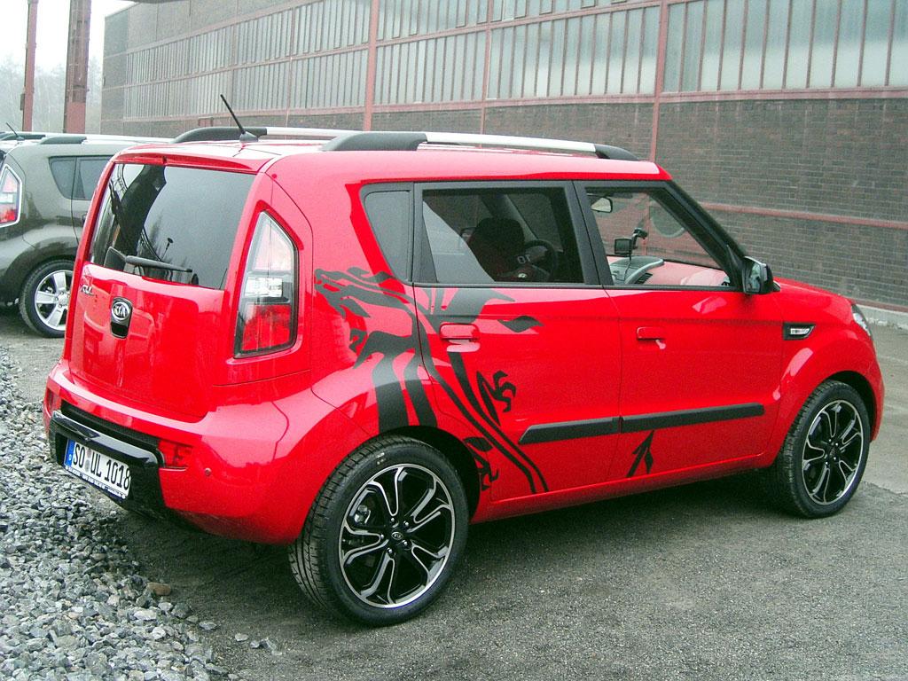 Kia Soul: Ein Auto auch für die Seele