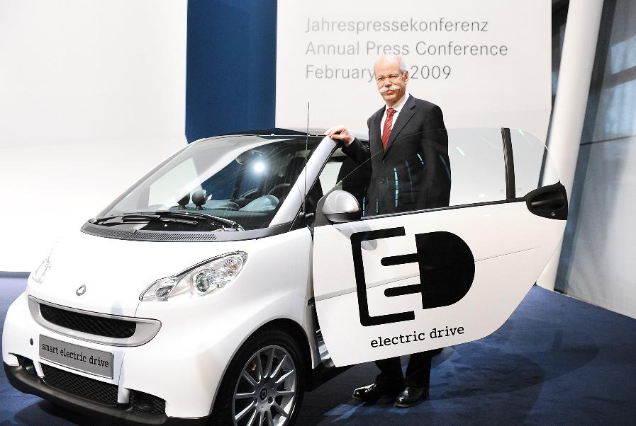 Konzernergebnis von Daimler sinkt auf 1,4 Milliarden Euro