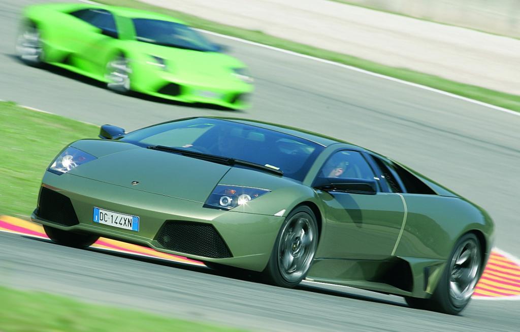 Lamborghini lädt zum Fahrtraining ein