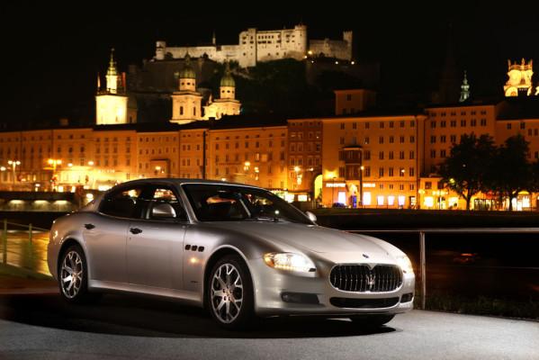Maserati Quattroporte Sport GTS ab Ende Februar im Handel