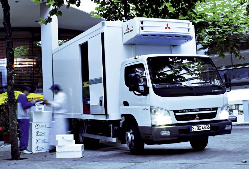 Mitsubishi Fuso hat das beste Kunden-Image