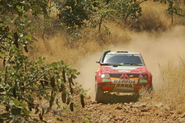 Mitsubishi Motors steigt bei Rallye Dakar aus