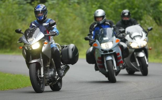 Motorradmarkt dank Kraftroller stabil